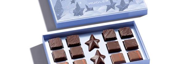 Quand Angel de Mugler s'associe avec la Maison du Chocolat
