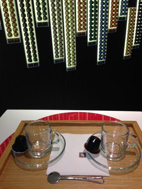 Atelier Ristretto Déca chez Nespresso