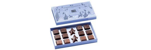 Angel by Mugler joins up with Maison du Chocolat