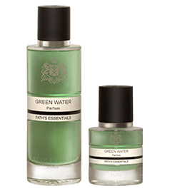 Green Water de Jacques Fath