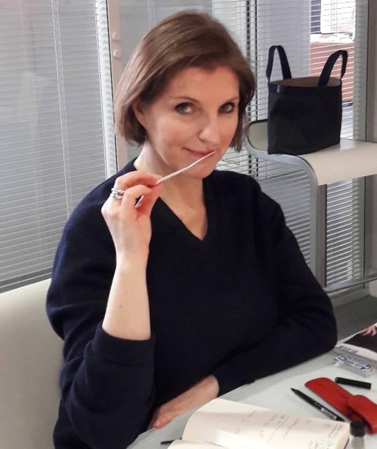 #SouvenirsOlfactifs de Nathalie Pichard, toPNotes