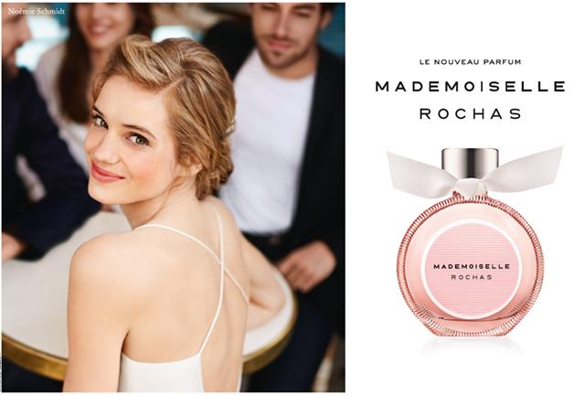 Le Mademoiselle Parfum Est La Marque De Rochas Féminin Nouveau QsdthrxC