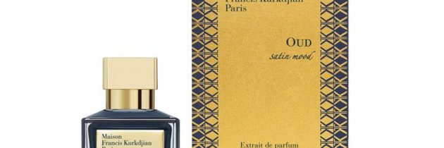 Oud satin mood version Extrait de parfum
