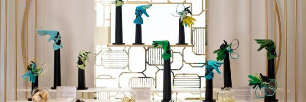 Les gants parfumés s'exposent au Grand Musée du Parfum