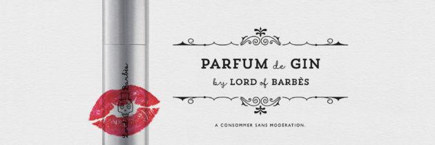 Calendrier de l'Avent Parfumé 2017 ! Fenêtre 1 Parfum de Gin by Lord of Barbès