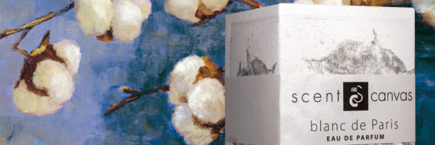 Fenêtre 10 Blanc de Paris de Scent on Canvas