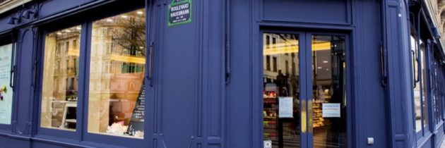 Une nouvelle boutique Aroma-Zone, rive droite