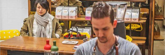 Terres de Café ouvre un corner aux Lafayettes Gourmet