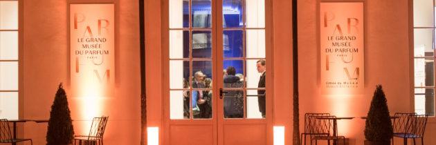 Quid d'une nuit au Grand Musée du Parfum à Paris