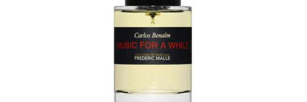 Music for a While, la nouvelle mélodie de Frédéric Malle