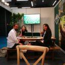 Une séance d'olfaction avec Hussein Fakhry au WPC