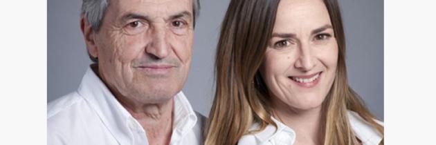 Conférence Ellena père et fille chez Fragonard
