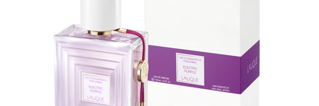 Electric Purple chez Lalique