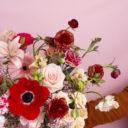 Un bouquet Kenzo avec Pampa