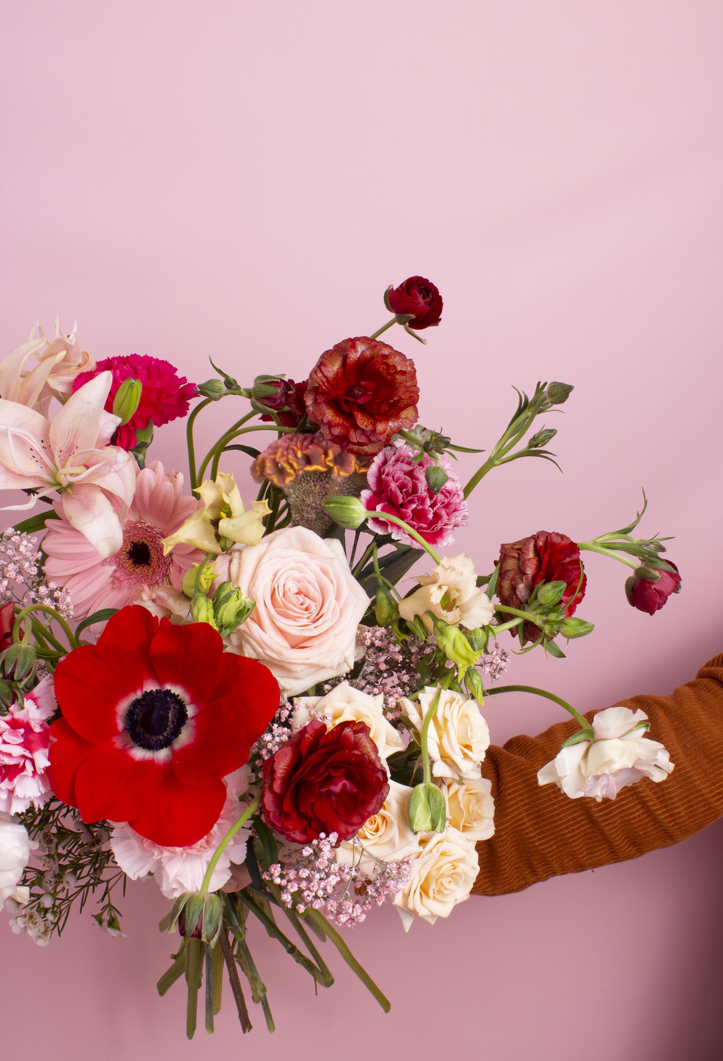 Avec Bouquet Le Parfums Pampa Kenzo Tour Monde Un En Du Faire 0PkN8nwOX