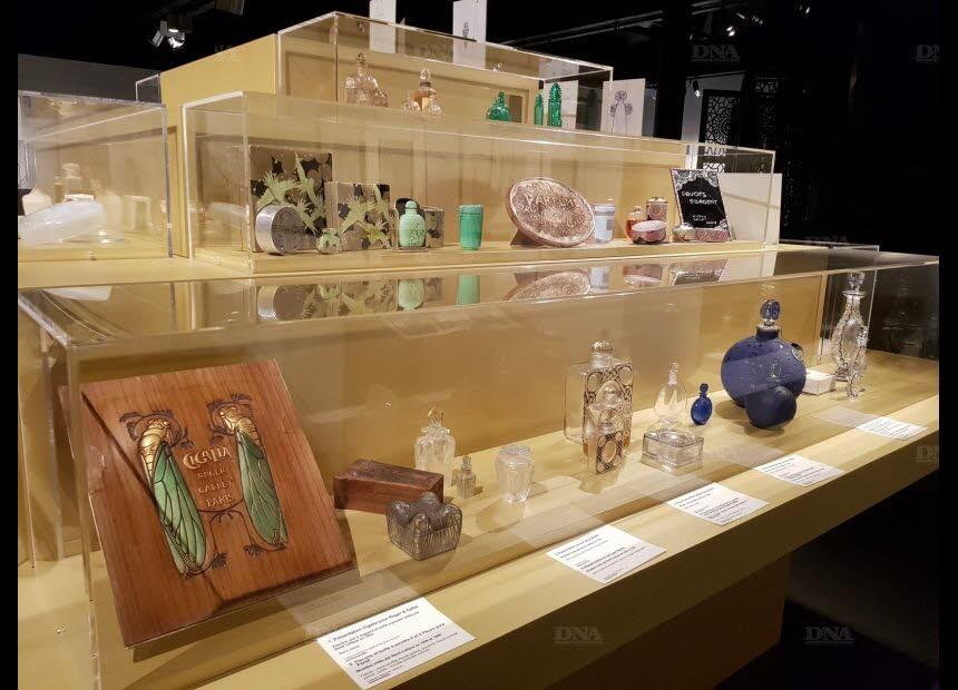 Une exposition Lalique
