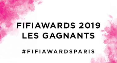 Les parfums gagnants des Fifi Awards 2019