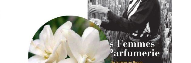 Rafaela Capraruolo au parfum à Grasse