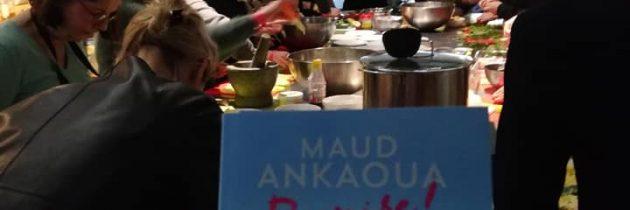 Un atelier Thai avec Maud Ankaoua