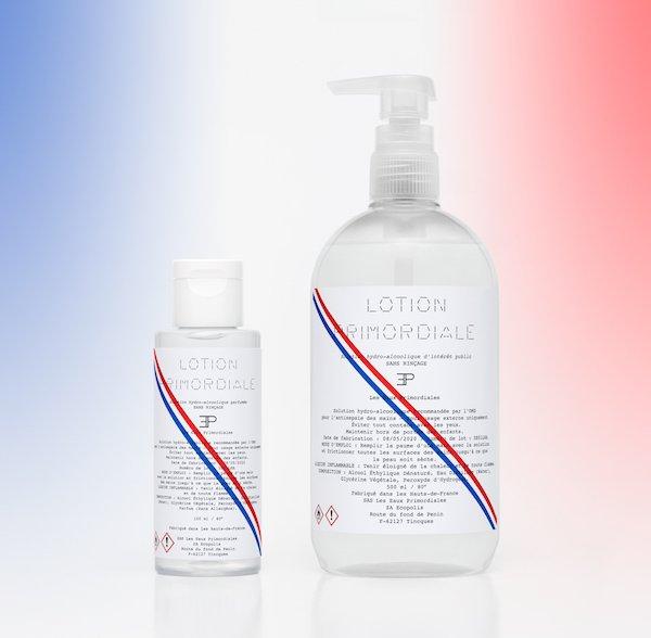 gels hydro-alcooliques parfumés