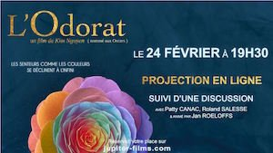 Comprendre l'Odorat : film & discussion