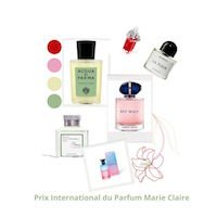 Prix International du Parfum Marie Claire 2021