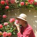 Marie-Hélène Rogeon, une vie dédiée aux roses