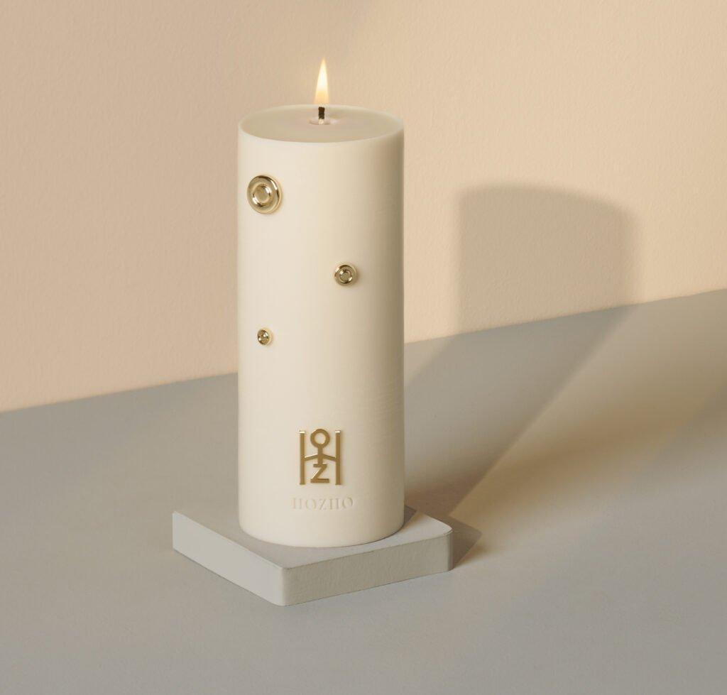 bougies aux énergies positives